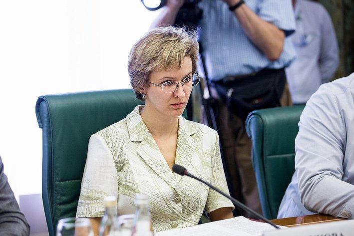В Совете Федерации состоялось заседание Комитета общественной поддержки жителей Юго-Востока Украины-10