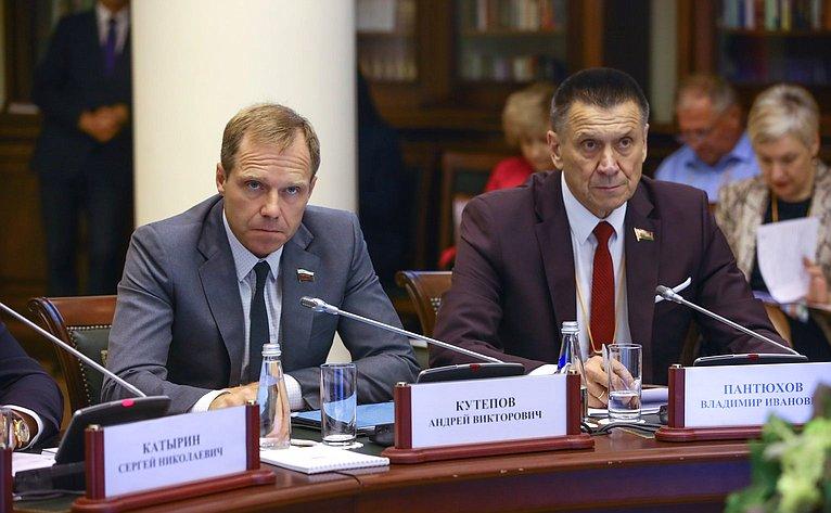 Андрей Кутепов иВладимир Пантюхов