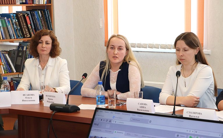 Онлайн встреча Юрия Воробьева спреподавателями икадетами Образовательного центра «Корабелы Прионежья»