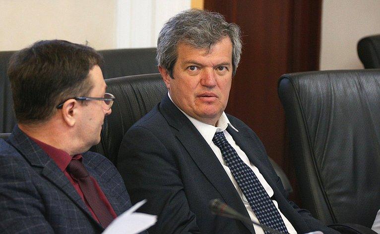 Заседание временной рабочей группы Комитета СФ поаграрно-продовольственной политике иприродопользованию