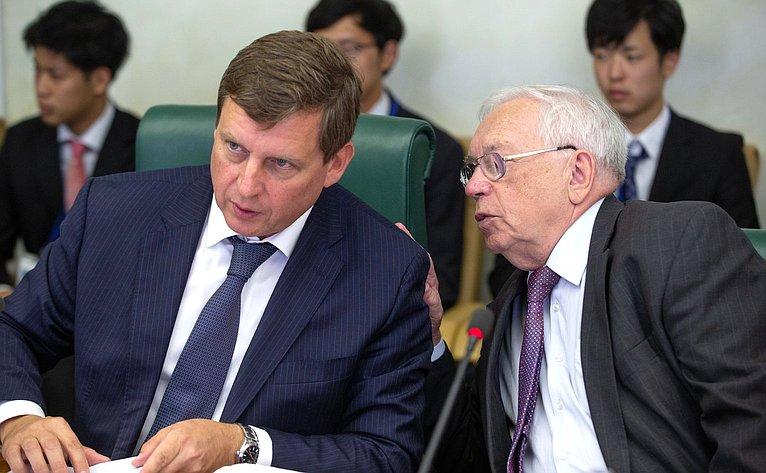 Андрей Епишин иВладимир Лукин