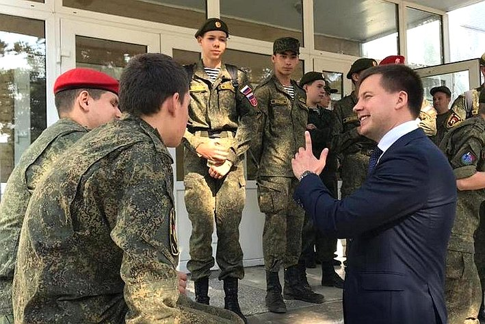 Александр Пронюшкин воВладимирской области