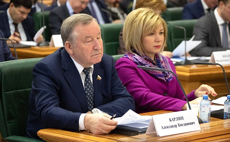 Александр Карлин иЕлена Зленко
