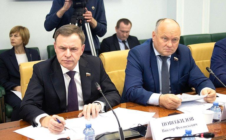 Виктор Новожилов иАлексей Кондратенко