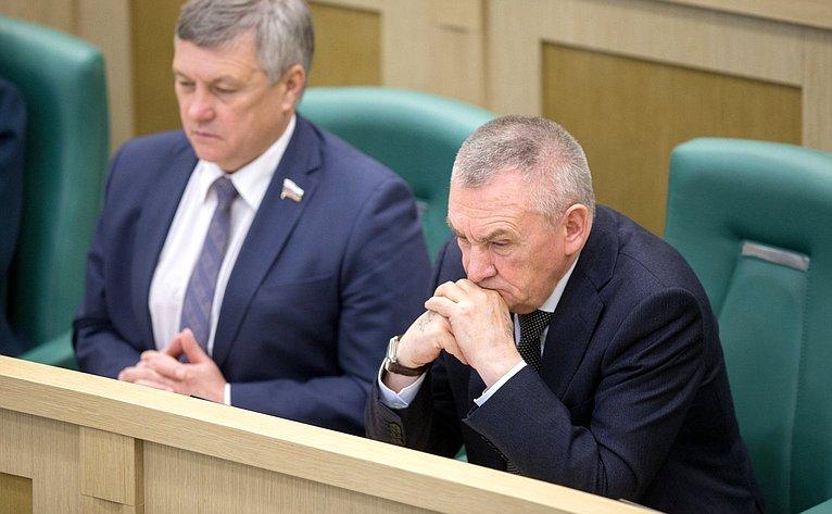 Сергей Михайлов иВладимир Бекетов
