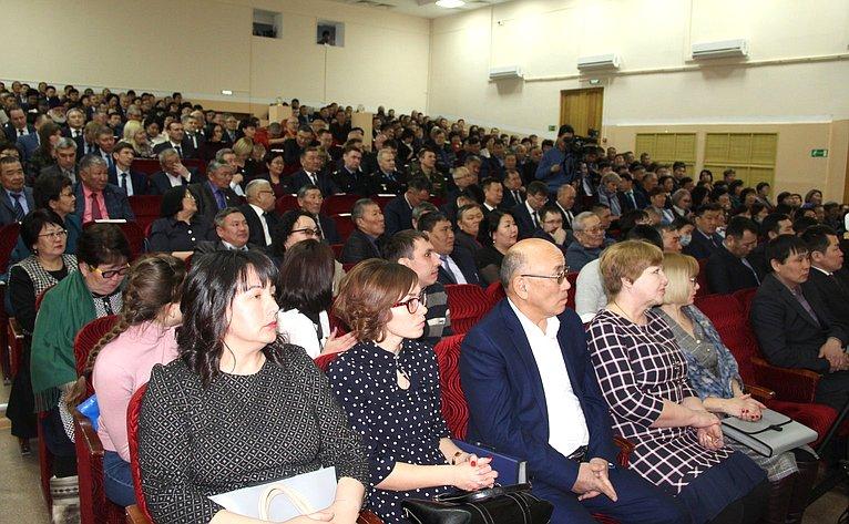 Баир Жамсуев принял участие вокружном итоговом совещании вАгинском Бурятском округе развернулась подготовка кпразднованию 75-летия Великой Победы