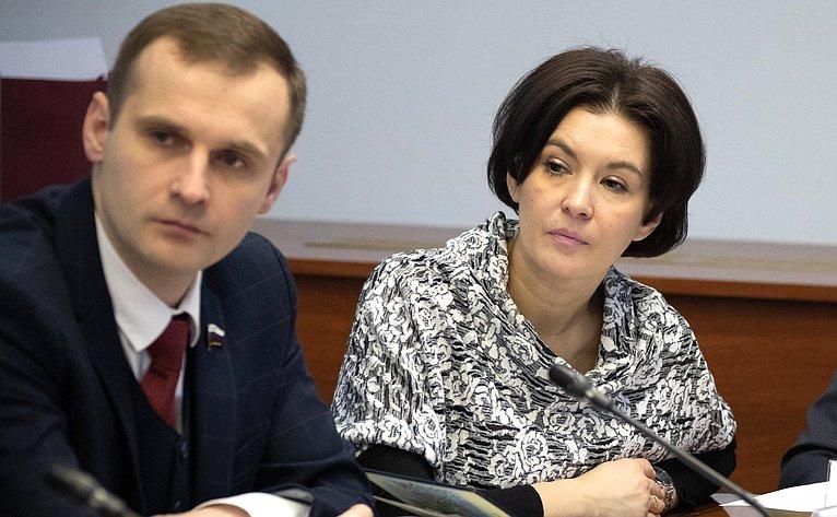 Сергей Леонов иМаргарита Павлова
