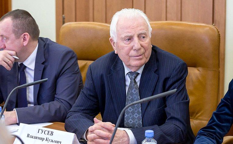 В. Гусев