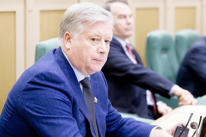 369-е заседание Тягачев