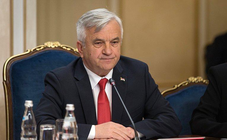 Председатель Народной Скупщины Республики Сербской (Босния иГерцеговина) Неделько Чубрилович