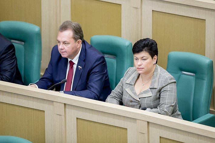 379-е заседание Совета Федерации Кононова