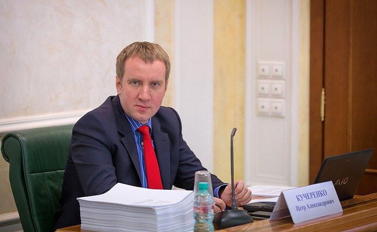 П. Кучеренко