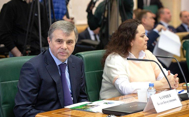 Белан Хамчиев иАнна Отке