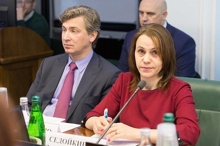 Заседание Комитета Совета Федерации по социальной политике