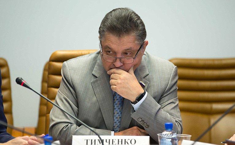 В. Тимченко