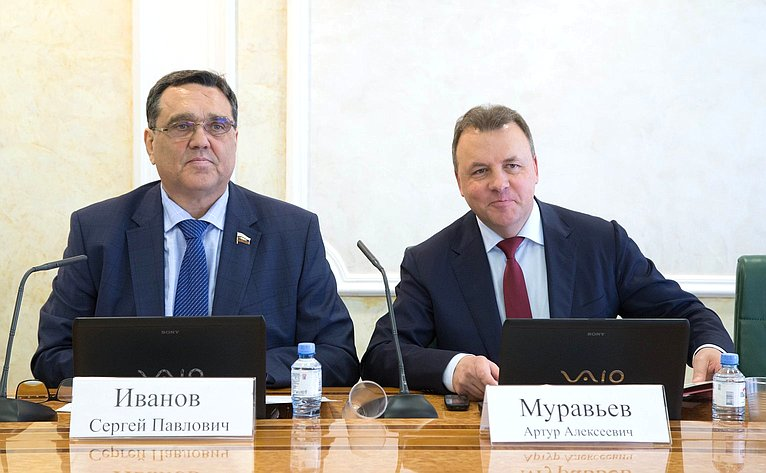 Сергей Иванов иАртур Муравьев