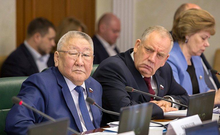 Егор Борисов иСергей Митин