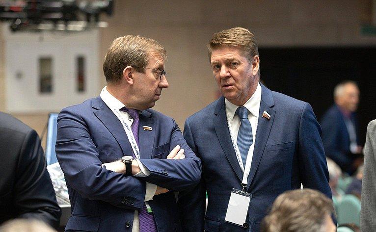 Алексей Майоров иАндрей Шевченко