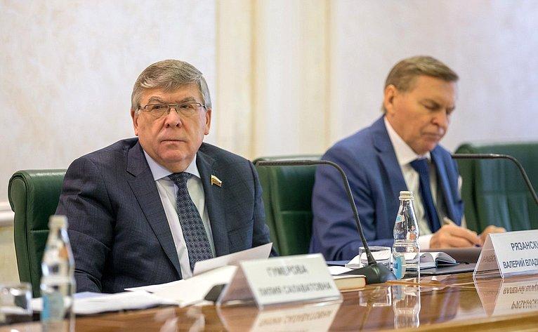 Валерий Рязанский иВладимир Филиппов