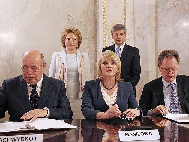 10-06 Матвиенко подписание Австрия 10