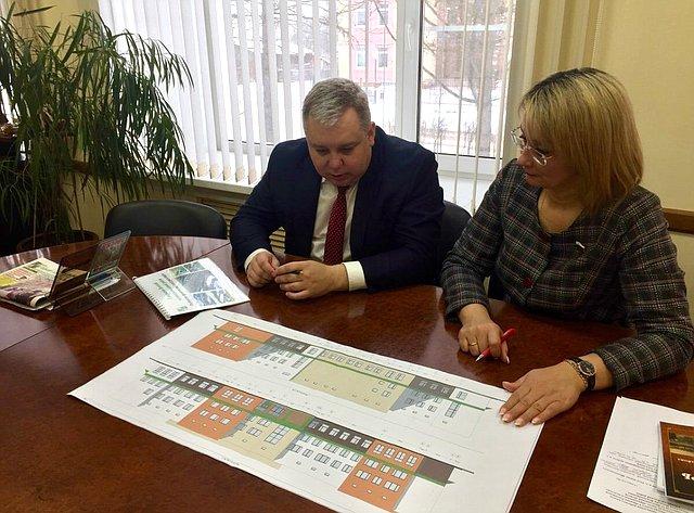 Наталия Косихина провела ряд встреч вЯрославской области повопросам реализации национальных проектов