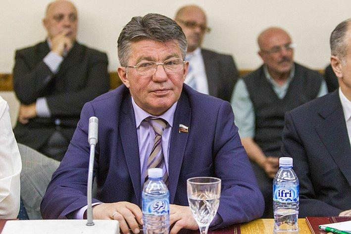 В. Озеров визит делегации в Алжир 7