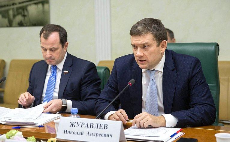 Юрий Федоров иНиколай Журавлев
