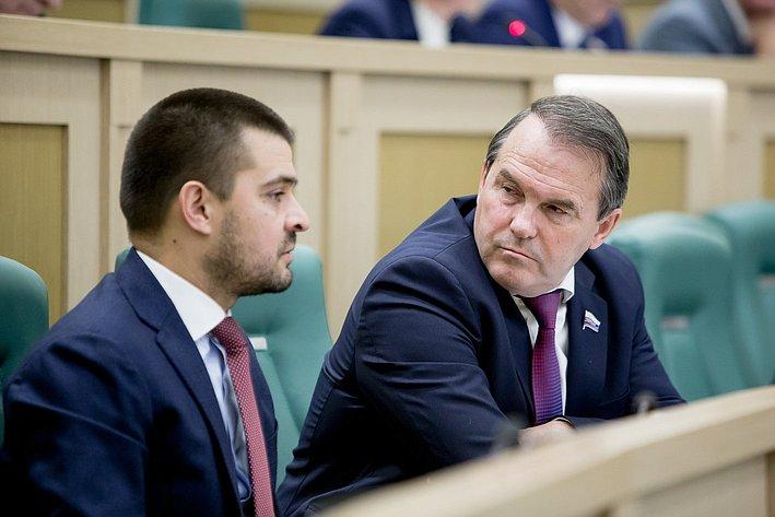 379-е заседание Совета Федерации Мамедов