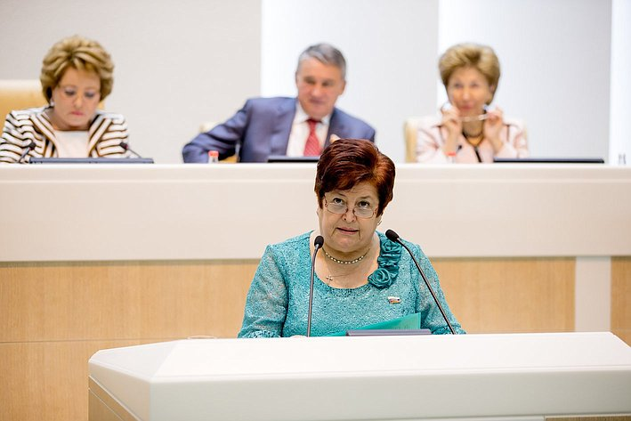 377-е заседание Козлова