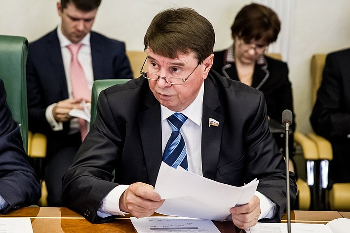 С. Цеков Совещание по вопросам развития туризма в Республике Крым 4