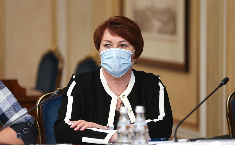 Заседание Организационного комитета третьего Евразийского женского форума