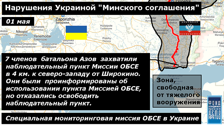 Фото нарушения минских соглашений 3 01-05