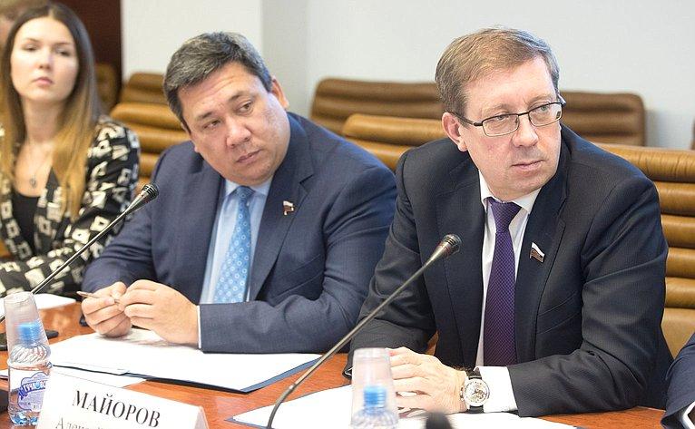 В. Полетаев иА. Майоров
