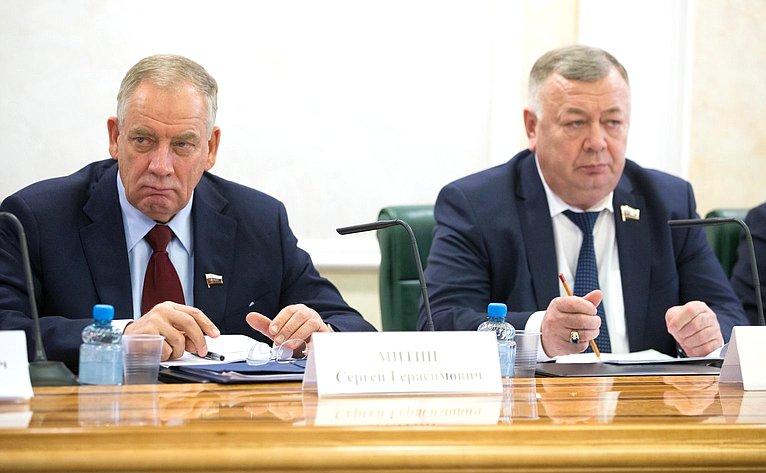 С. Митин иВ. Николаев