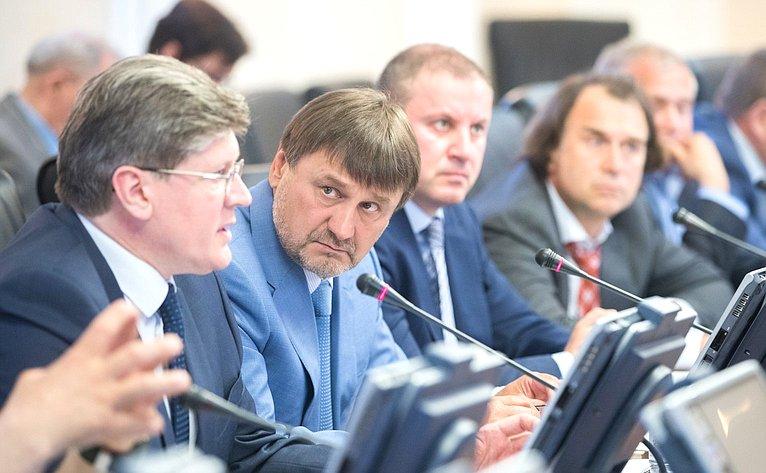 Заседание рабочей группы посовершенствованию законодательства всфере охоты исохранения охотничьих ресурсов