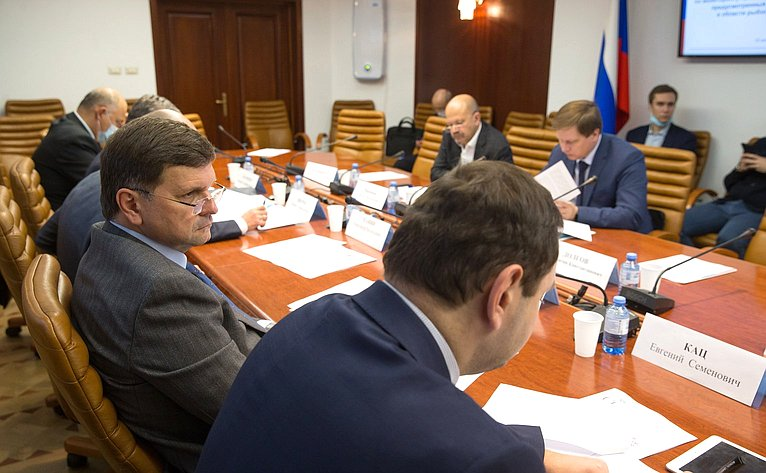 Заседание рабочей группы Комитета СФ поаграрно-продовольственной политике иприродопользованию