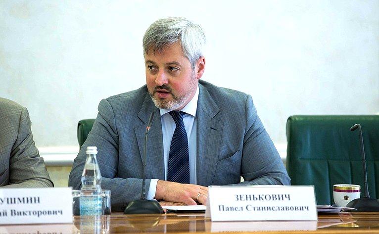 П. Зенькович
