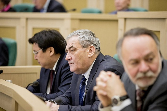 364-е заседание Штыров