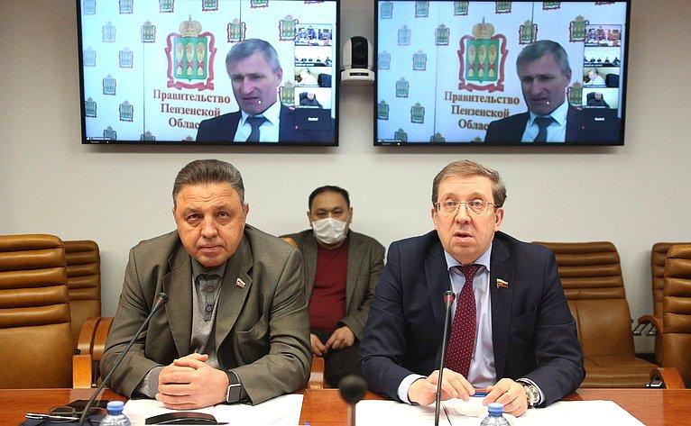 Вячеслав Тимченко иАлексей Майоров