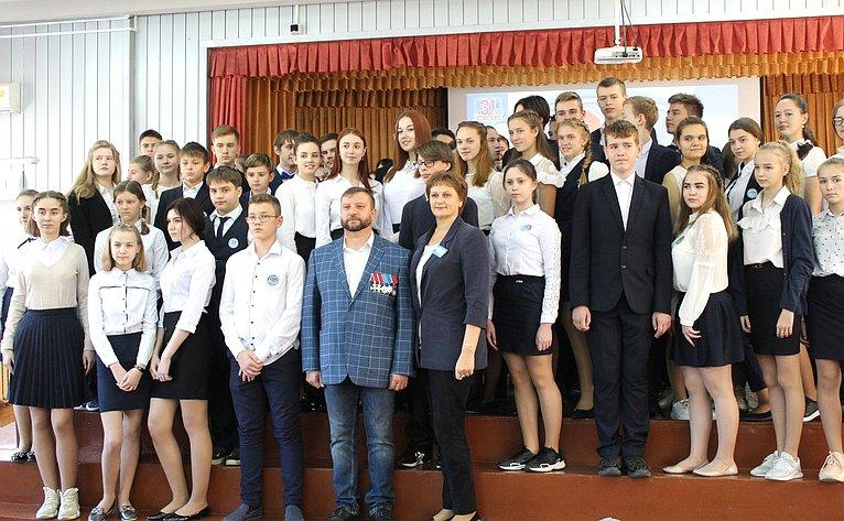 Алексей Кондратьев вТамбовской области
