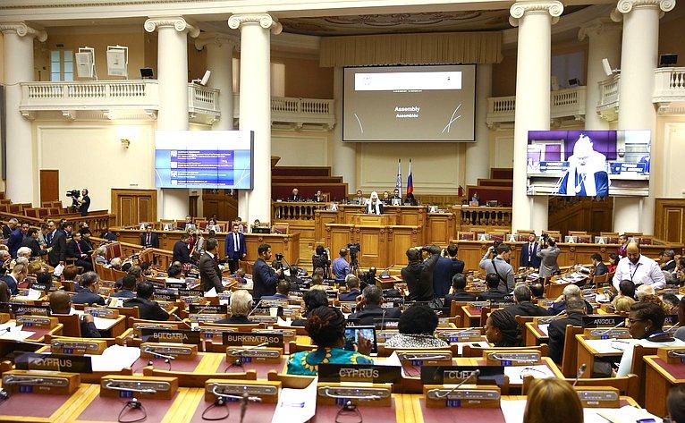 Заседание 137-й Ассамблеи МПС