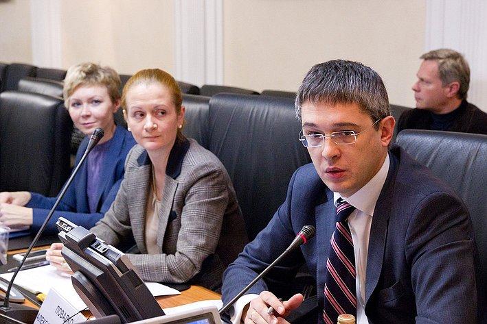 «Круглый стол» на тему «Основные проблемы модернизации системы дошкольного образования в России на современном этапе: законодательный аспект»-7