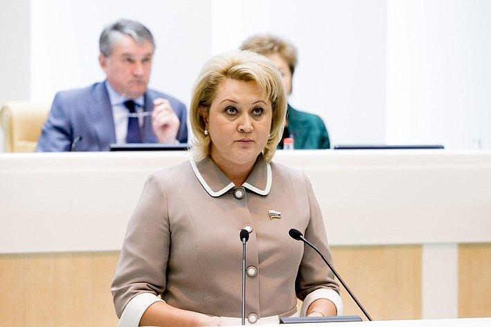 367-е заседание Совета Федерации Гумерова