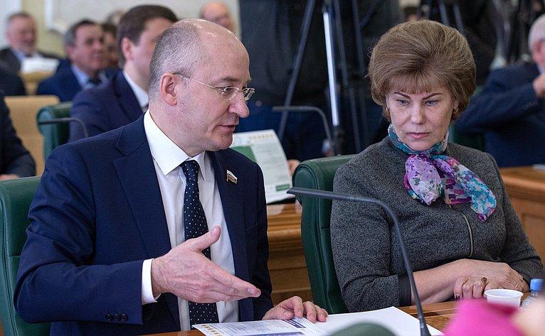 Олег Цепкин иТатьяна Гигель