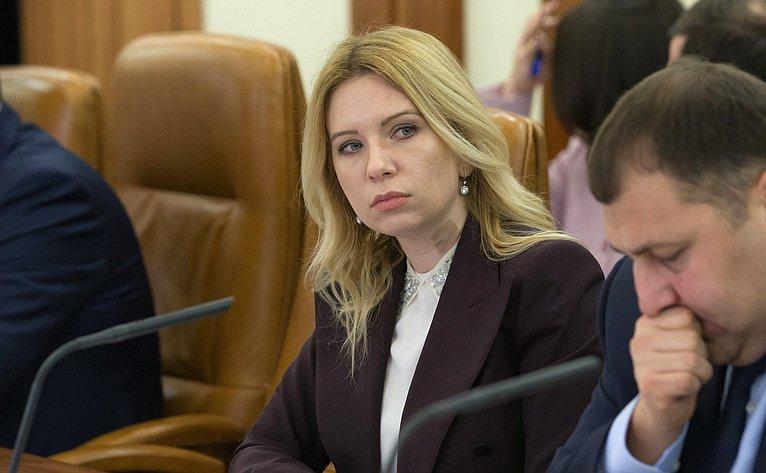 Заседание рабочей группы СФ повзаимодействию повопросам комплексного развития города-курорта Кисловодска