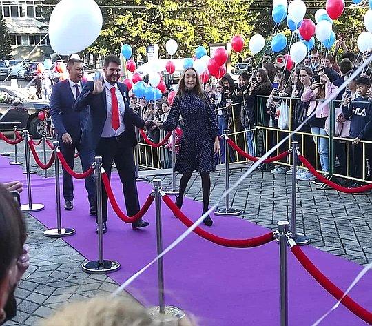 Сергей Михайлов поздравил паралимпийского чемпиона Кирилла Смирнова сего победой