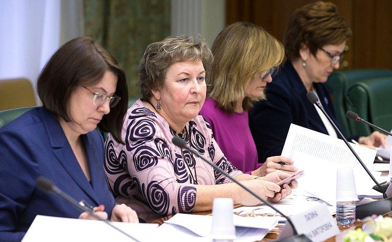 Заседание временной рабочей группы порассмотрению вопросов создания благоприятных условий для обеспечения интереса иностранных граждан кполучению образования вРоссии