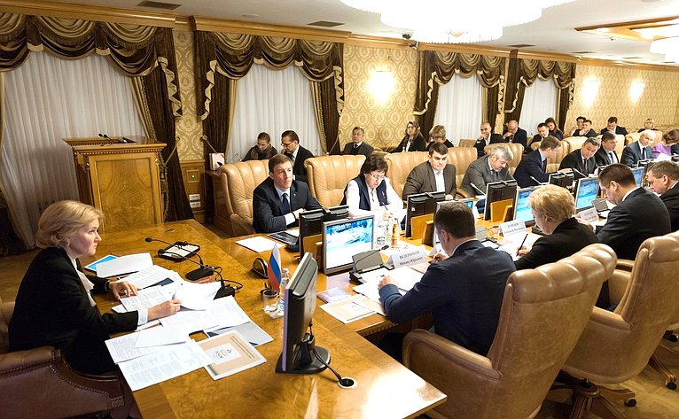 Заседание организационного комитета поподготовке ипроведению 39-х Международных Ганзейских дней Нового времени вПскове в2019году