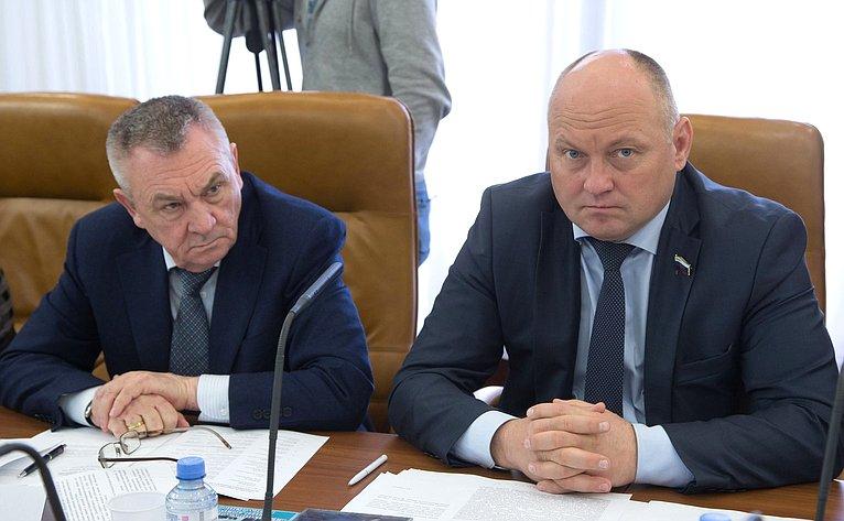 Владимир Бекетов иАлексей Кондратенко