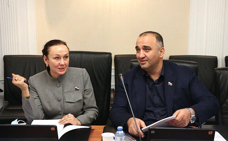 Ирина Петина иМохмад Ахммадов